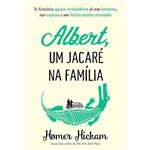 Livro - Albert, um Jacaré na Família