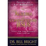 Livro - Alegria de Compartilhar Jesus, a