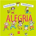 Livro - Alegria