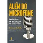 Livro - Além do Microfone