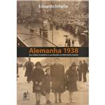 Livro - Alemanha 1938: um Militar Brasileiro e Sua Família na Alemanha Nazista