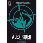 Livro - Alex Rider Contra o Tempo: Desvendando Point Blanc