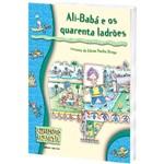 LIvro - Ali-Babá e os Quarenta Ladrões