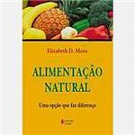 Livro - Alimentação Natural: uma Opção que Faz a Diferença