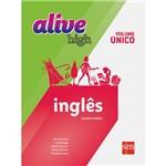 Livro - Alive High: Inglês Ensino Médio - Volume Único