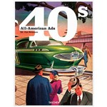 Livro - All American Ads Of The 40S