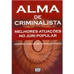Livro - Alma de Criminalista