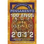 Livro - Almanaque do Pensamento 2012 - 100 Anos