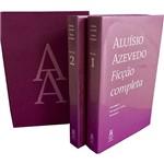 Livro - Aluísio Azevedo - Ficção Completa