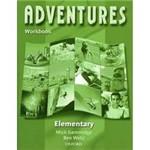 Livro - American Adventures Elementary - Workbook