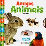 Livro - Amigos Animias: Quem Aqui Tem Penas?