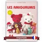 Livro Amigurumis 46 Ursos Adoráveis