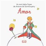 Livro - Amor: as Mais Belas Frases de Saint-Exupéry