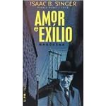 Livro - Amor e Exílio - Memórias