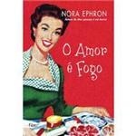 Livro - Amor é Fogo, o