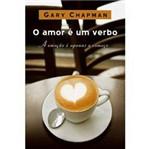 Livro - Amor é um Verbo, o