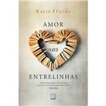 Livro - Amor Nas Entrelinhas