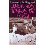 Livro - Amor Nos Tempos de Fúria