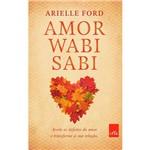 Livro - Amor Wabi Sabi