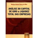 Livro - Análise do Capital de Giro & Liquidez Total das Empresas