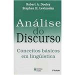 Livro - Análise do Discurso - Conceitos Básicos em Linguística