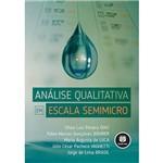 Livro - Análise Qualitativa em Escala Semimicro