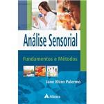 Livro - Análise Sensorial: Fundamentos e Métodos