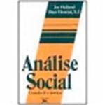 Livro - Análise Social, Unindo Fé e Justiça