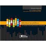 Livro - Análise Técnica na Prática: um Método Intuitivo para Comprar e Vender Ações