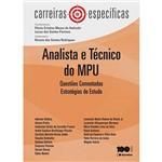 Livro - Analista e Técnico do MPU