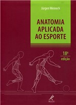 Livro - Anatomia Aplicada ao Esporte