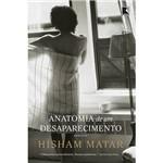 Livro - Anatomia de um Desaparecimento