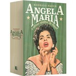 Livro - Angela Maria: a Eterna Cantora do Brasil
