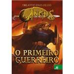 Livro - Angus: o Primeiro Guerreiro