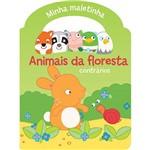 Livro - Animais da Floresta: Contrários - Coleção Minha Maletinha