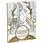Livro - Animais Fantásticos e Onde Habitam: Personagens e Lugares Mágicos (Livro de Colorir)