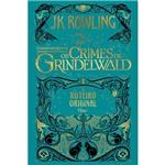 Livro - Animais Fantásticos: os Crimes de Grindelwald