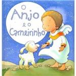 Livro - Anjo e o Carneirinho, o