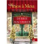 Livro - Anjos à Mesa: Quando um Anjo Decidir Entrar em Sua Vida, Diga Adeus Nos Sonhos Impossíveis...