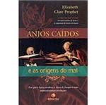 Livro - Anjos Caídos e as Origens do Mal