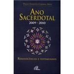 Livro - Ano Sacerdotal 2009 - 2010