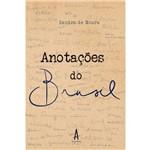 Livro Anotações do Brasil