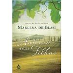 Livro - Antonia e Suas Filhas: Segredos, Amor, Amizade e Família na Toscana
