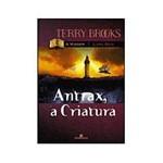 Livro - Antrax, a Criatura