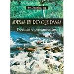 Livro - Apenas um Rio que Passa: Poemas e Pensamentos