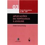 Livro - Aplicações da Topologia à Análise