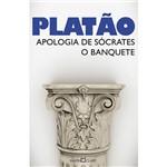 Livro - Apologia de Sócrates - o Banquete