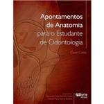 Livro - Apontamentos de Anatomia para o Estudante de Odontologia