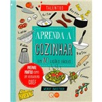 Livro - Aprenda a Cozinhar em 10 Lições Fáceis
