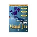 Livro - Aprenda em 21 Dias Visual J++
